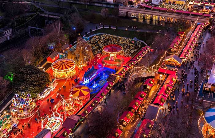 Christmas Market Picture 2